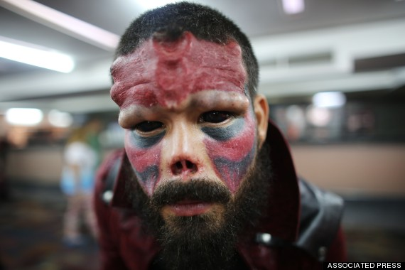venezuela tattoo international expo